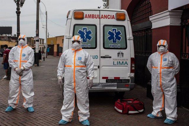 Coronavirus.- Perú amplía el estado de emergencia hasta el 24 de mayo tras regis