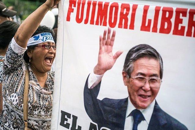 Los hijos de Alberto Fujimori piden su excarcelación debido al riesgo ante la pandemia del coronavirus.