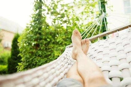 Pasar tiempo en el jardín mejora la salud física y mental