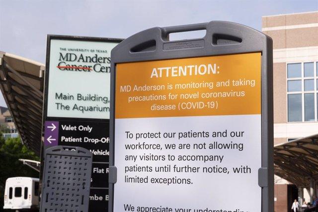 Coronavirus.- Expertos avisan del desplome de las pruebas de cáncer en EEUU por