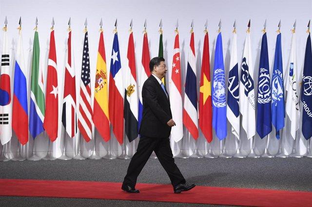 China.- El presidente chino agradece a Kim Jong Un sus buenos deseos y le ofrece