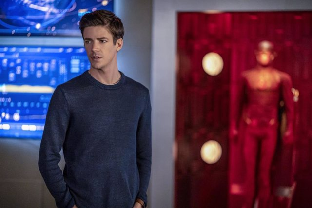 Imagen de la sexta temporada de The Flash