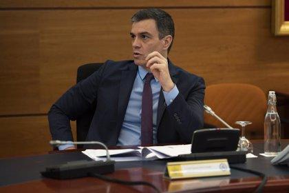 """Sánchez insiste en que España es de los países """"que más test realiza"""" con casi 2,5 millones"""