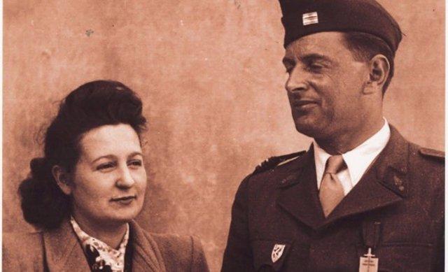 Francia.- Francia conmemora a la heroína de la Resistencia Cecile Rol-Tanguy en