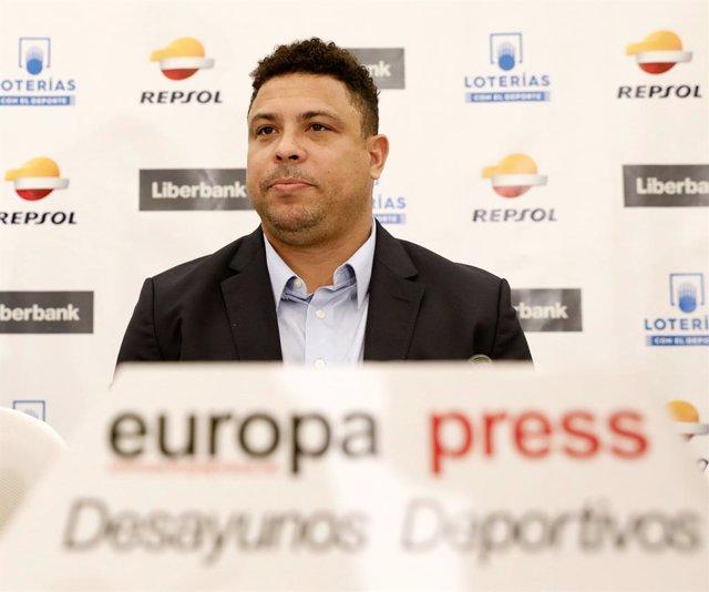 """Fútbol.- Ronaldo: """"Ningún jugador del Valladolid ha dado positivo en el test"""""""