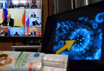 Coronavirus.- Rusia mantiene un ritmo superior a los 10.000 contagios diarios y se acerca a los 210.000 casos