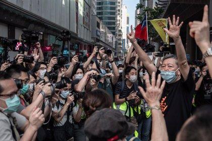 China.- Resurgen las protestas en Hong Kong tras semanas de parálisis por  el coronavirus