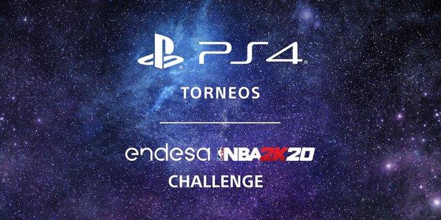 Baloncesto.- Endesa se estrena en los e-Sports con el torneo Endesa NBA2K20 Chal