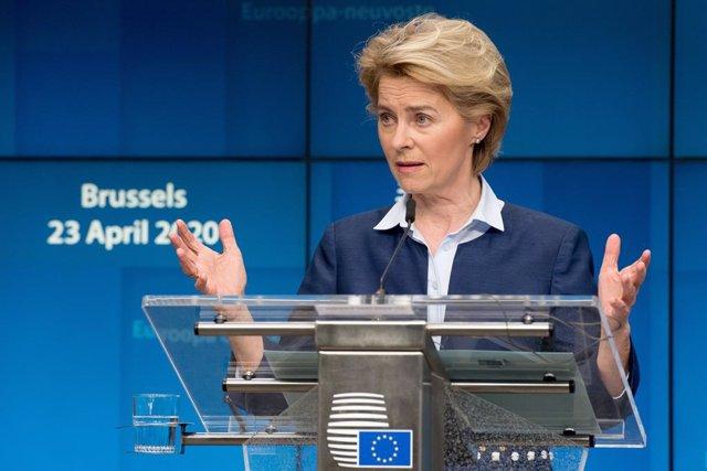 UE.- La Comisión Europea estudia abrir expediente a Alemania por la sentencia de