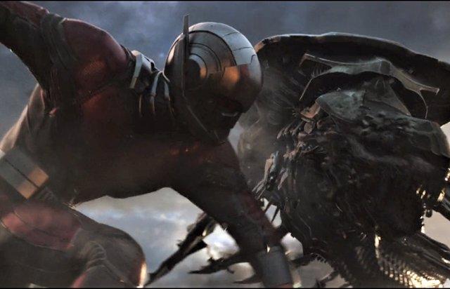 Ant-Man en Vengadores: Endgame