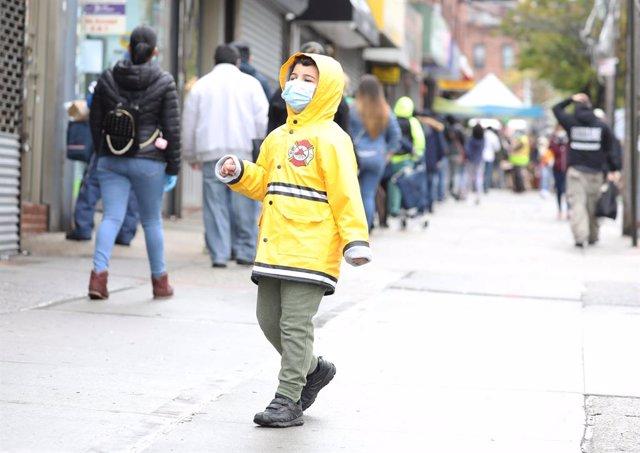Coronavirus.- Nueva York investiga 85 casos de enfermedades ligadas al coronavir