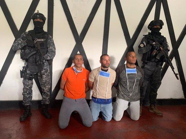 Venezuela.- Detenidos otros tres militares de la trama golpista 'Operación Gedeó