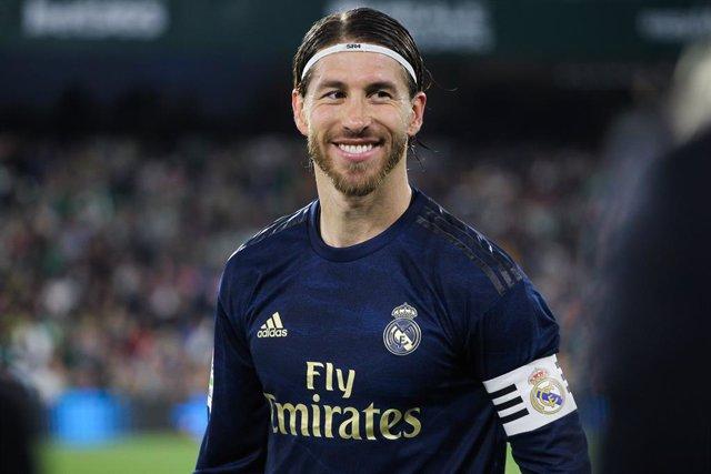 """Fútbol.- Sergio Ramos: """"Me sé perfectamente el calendario mío y el del Barça"""""""