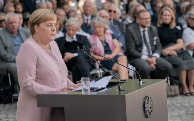 Germany marks 75th anniversary of plot to kill Hitler in Berlin