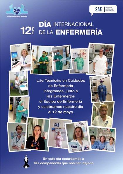 """Los técnicos de Enfermería piden contar con equipos de trabajo """"coordinados"""" y """"estructurados"""""""