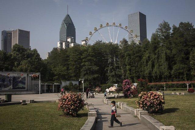 Parque de Wuhan