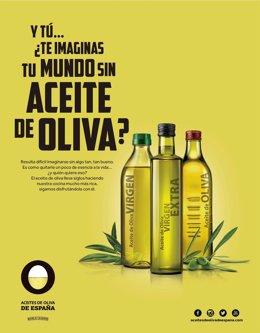 Campaña de consumo de aceite de oliva