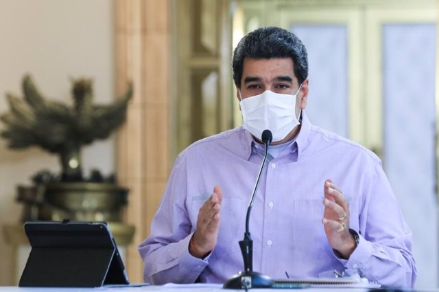"Coronavirus.- Maduro pide ""retomar el espíritu disciplinado de la cuarentena"" tr"