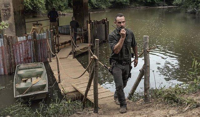 Imagen de Rick Grimes en The Walking Dead