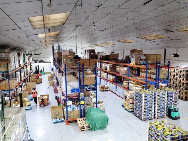Coronavirus.- La demanda de ayuda al Banco de Alimentos de Gipuzkoa crece un 35%