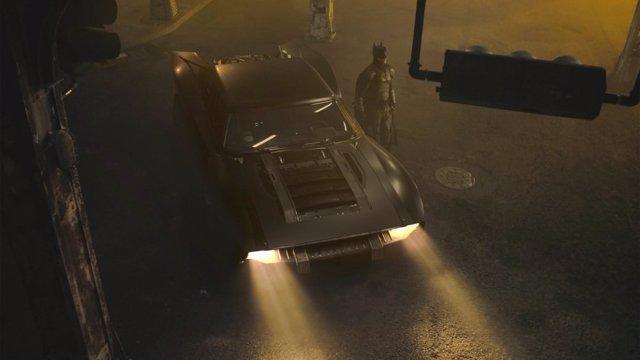 The Batman, protagonizada por Robert Pattinson