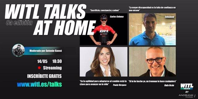 Carlos Coloma y Enhamed Enhamed participan en las WITL Talks at home by Andbank por la COVID-19