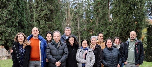 Grupo del CIBERSAM en el Hospital Universitari (HU) Institut Pere Mata coordinado por Elisabeth Vilella