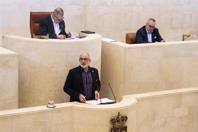 Comparecencia Parlamento 11 Mayo