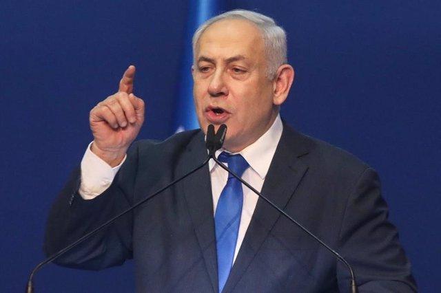 AMP.- Israel.- La investidura del nuevo gobierno de Israel es aplazada un día y