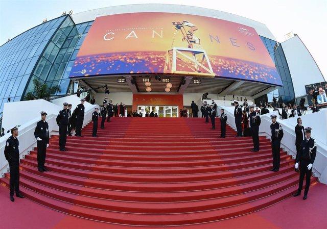 Festival de cine de Cannes, ceremonia de clausura