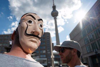 El Consejo Judío de Alemania advierte del mensaje antisemita de las protestas contra el confinamiento