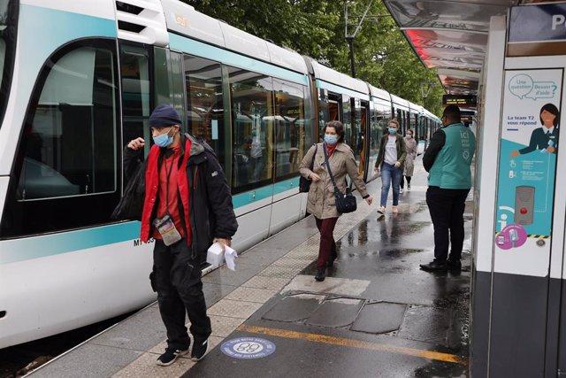 Transport públic a París