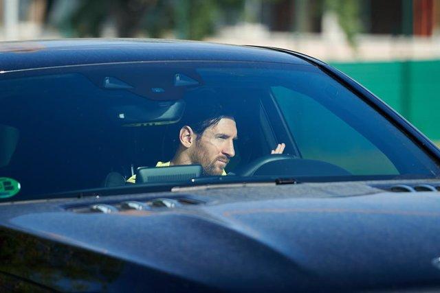 Fútbol.- Messi dona 500.000 euros a la Fundación Garrahan para combatir el coron