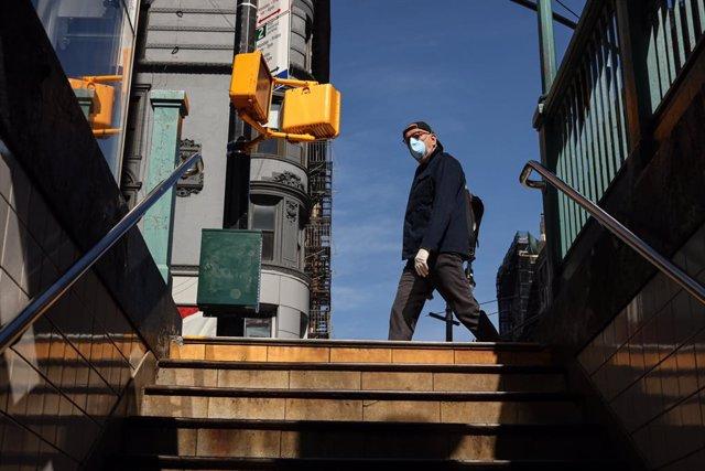 """Coronavirus.- Nueva York reabrirá actividades comerciales y recreativas """"de bajo"""