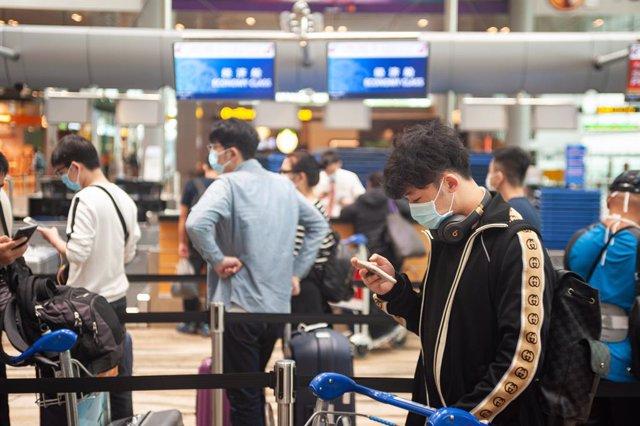 Coronavirus.- China retoma las cifras a la baja y confirma sólo un caso importad
