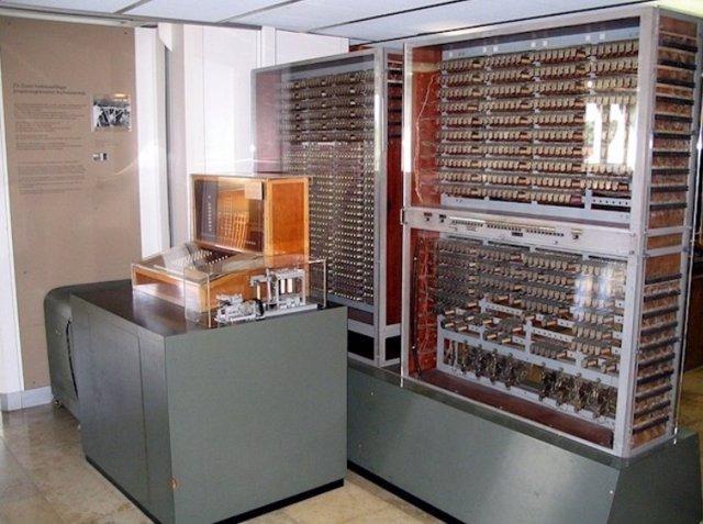 El primer ordenador de la historia moderna se presentó hace 79 años
