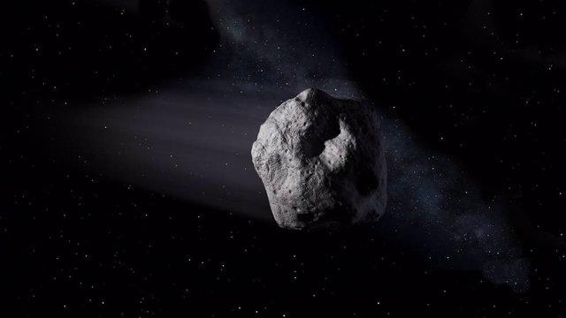 La vida pudo ser en los fluidos moleculares más antiguos del sistema solar