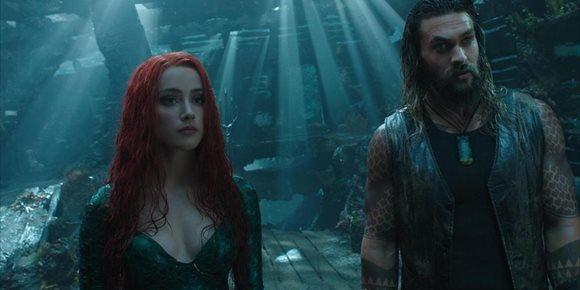7. ¿Amber Heard (Mera) despedida de Aquaman 2?