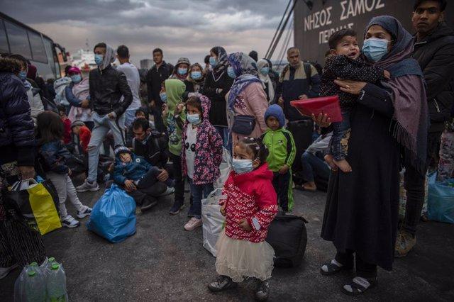 Coronavirus.- ACNUR triplica su petición de fondos para proteger a los refugiado