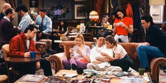 10. La reunión de Friends ya tiene fecha