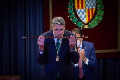 Albiol, de nuevo alcalde de Badalona tras la falta de acuerdo de las fuerzas de izquierdas