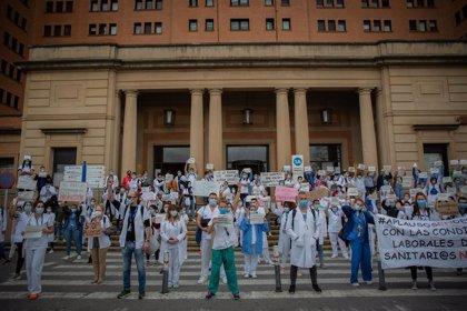 Inspectores Médicos de Seguridad Social piden que se considere la Covid19 enfermedad profesional en sanitarios