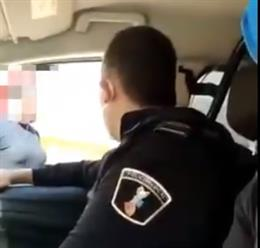 Imagen del vídeo sobre la presunta agresión verbal a una mujer trans