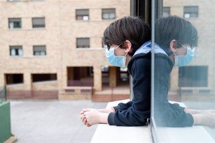 """Expertos advierten los """"devastadores"""" efectos psicológicos el la Covid-19 en los menores"""