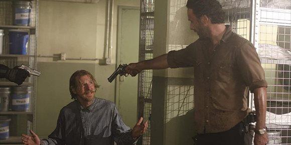 4. El asesino en serie que pudo llegar a The Walking Dead