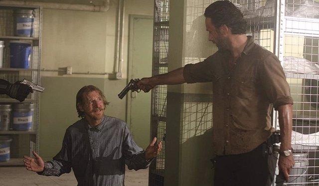 Imagen de las primeras temporadas de The Walking Dead