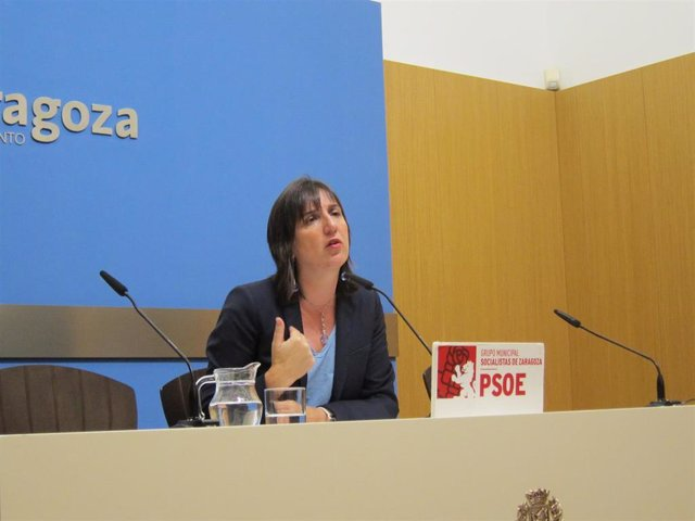 Lola Ranera, concejal del PSOE