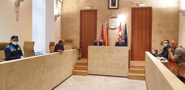 12 De Mayo De 2020. Nueva Nota De Prensa Ayuntamiento De Salamanca
