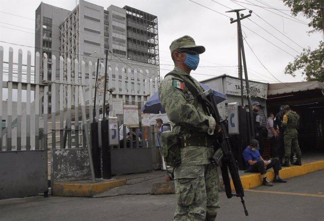 México.- López Obrador encarga a las FFAA tareas de seguridad ciudadana hasta el