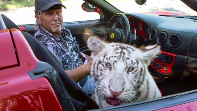 Tiger King, la docuserie de Netflix
